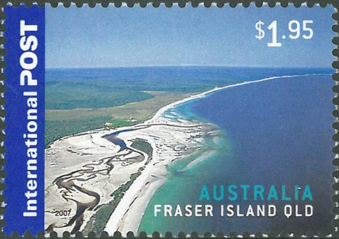 Australia, Queensland, Fraser Island