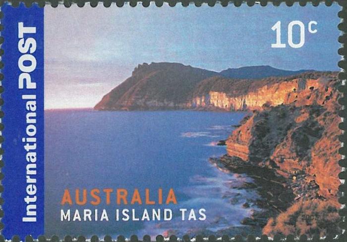 Australie, Tasmania, Maria Island