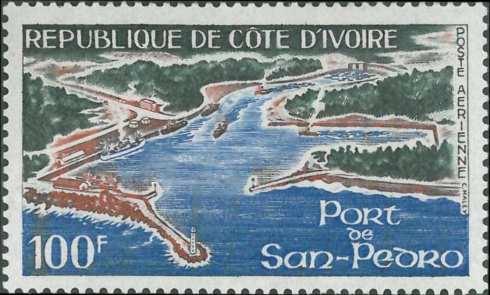 Ivory Coast, San-Pédro