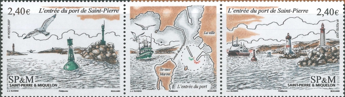 St. Pierre & Miquelon, Saint-Pierre