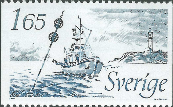 Sweden, Skag