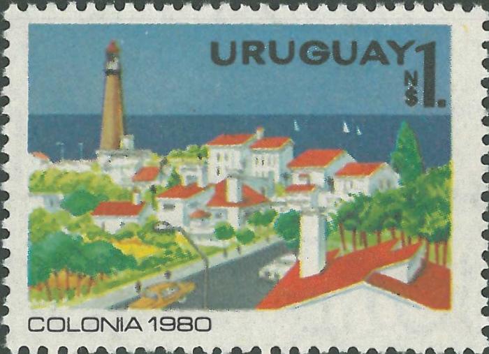 Uruguay, Colonia