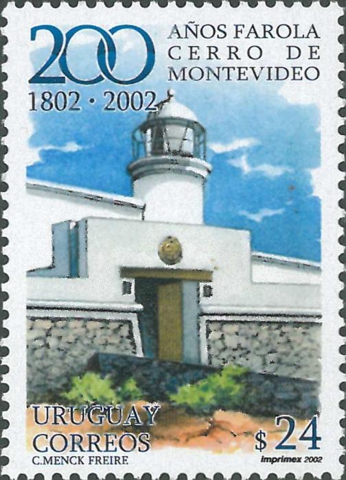 Uruguay, El Cerro de Montevideo