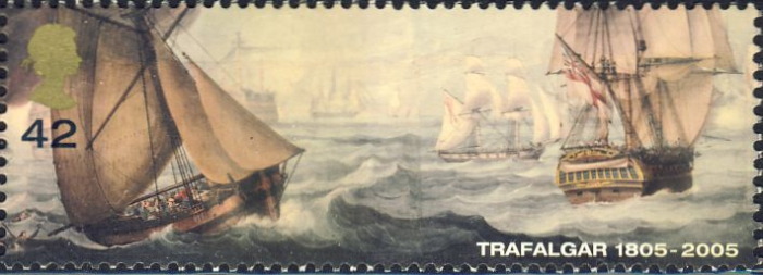 Trafalgar, 1805