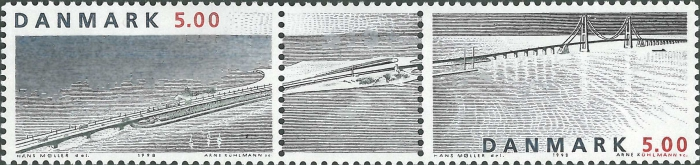 Denmark, Storebælt Bridge