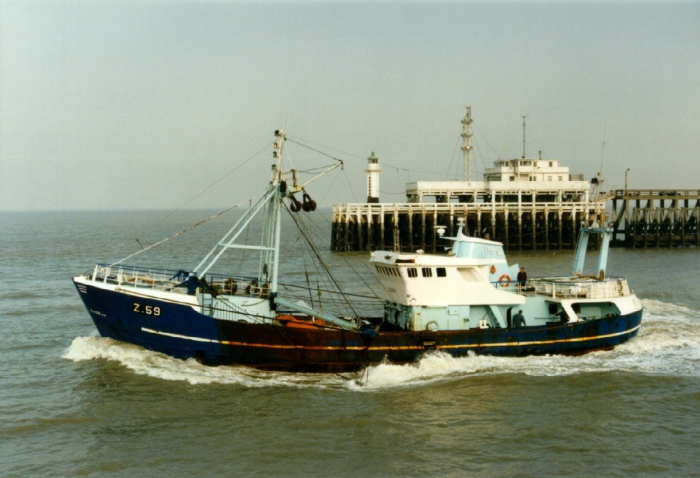 Z.59 Gudrun (Bouwjaar 1985)