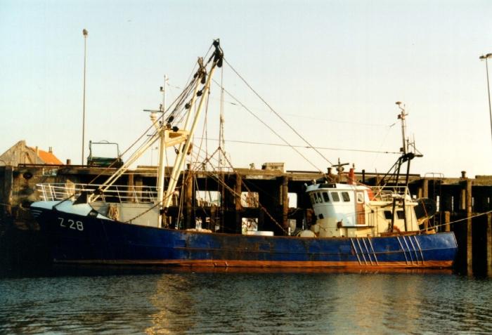 Z.28 Annie B (Bouwjaar 1985)