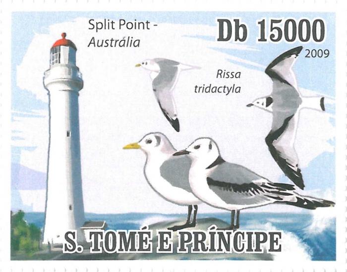 Australia, Split point