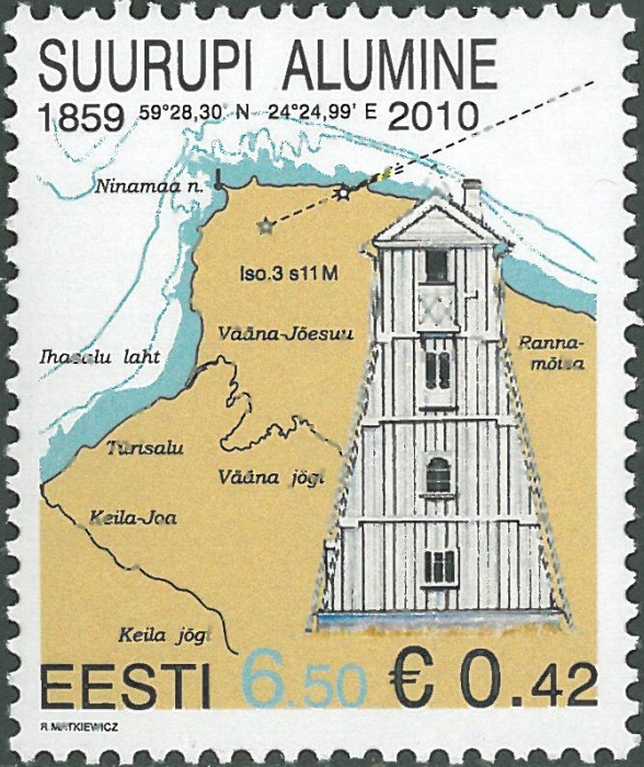 Estonia, Suurupi Range Front