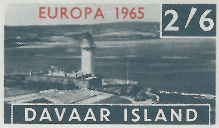 Scotland, Davaar Island