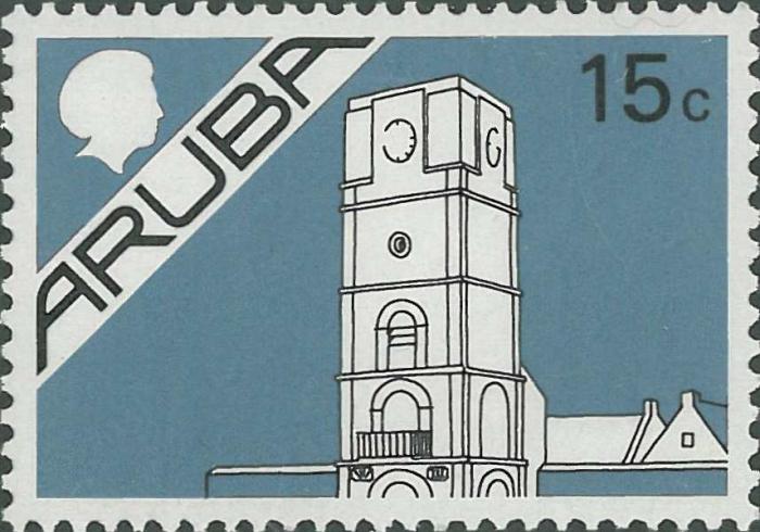 Aruba, Oranjestad, Fort Zoutman