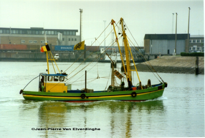K.13 Morgenster (Bouwjaar 1989)