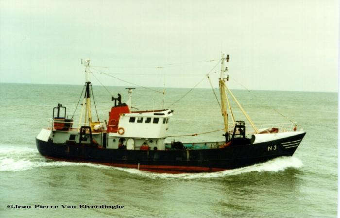 N 3 Frederik-Patrick (Bouwjaar 1974)