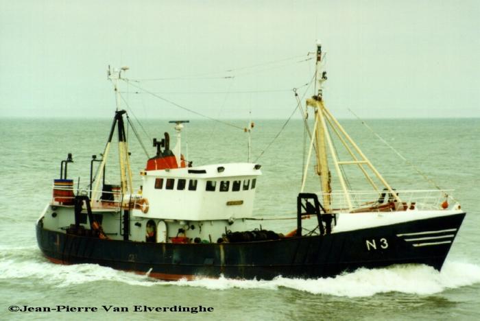 N.3 Frederik Patrick (Bouwjaar 1974)