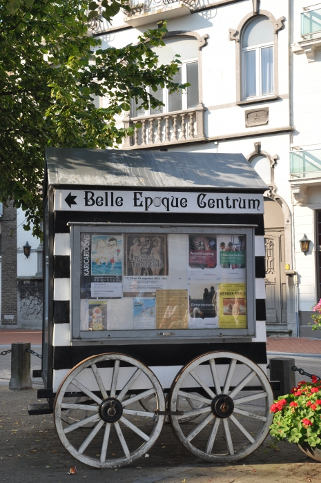 Reclame Belle Epoque Centrum