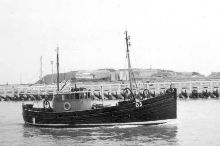 O.3 Millicent D'Leach (bouwjaar 1938)