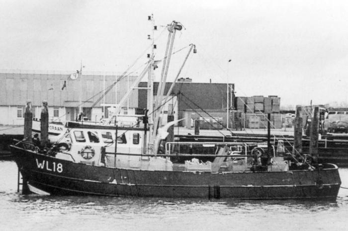 WL.18 Sint Antoine (bouwjaar 1987)