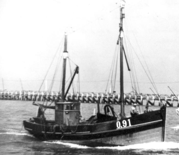O.91 August(e) - Marie (bouwjaar 1925)