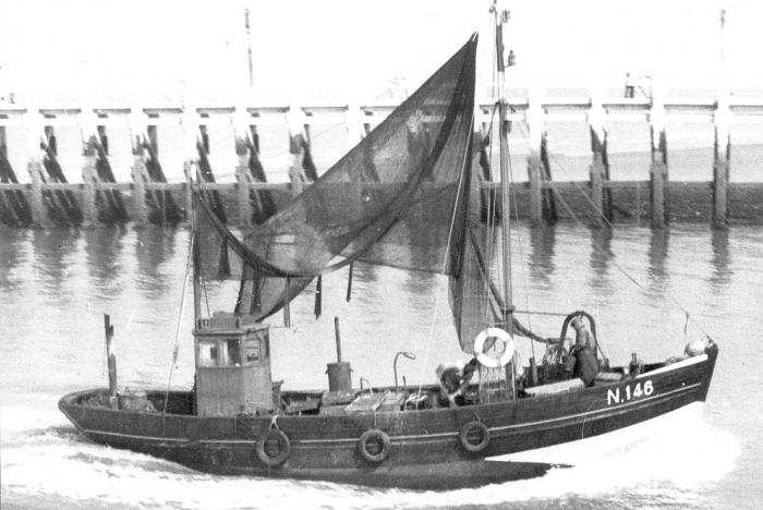 N.146 Georgiana (bouwjaar 1942)