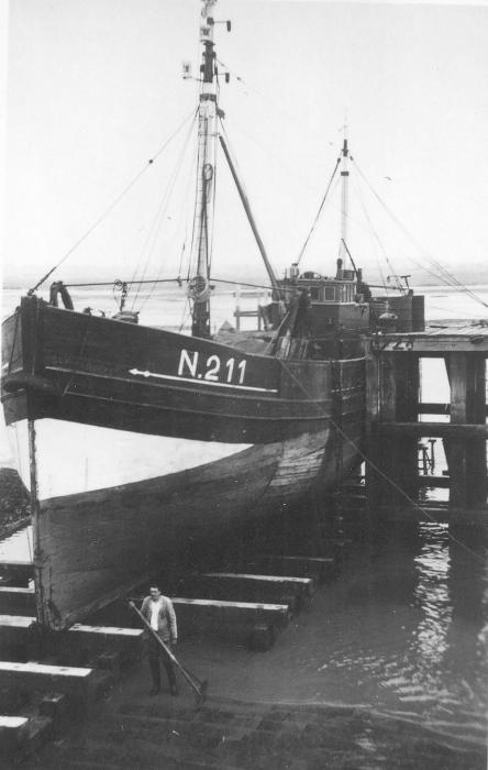N.211 in onderhoud
