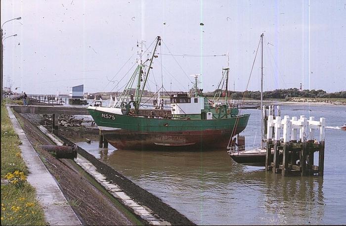 N.575 Francine (bouwjaar 1966)