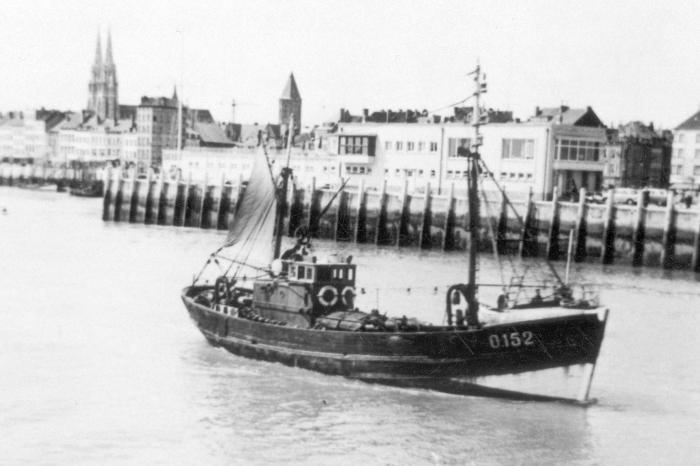 O.152 Madeleine  (bouwjaar 1946)
