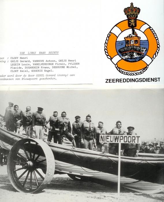 Zeereddingsdienst van Nieuwpoort