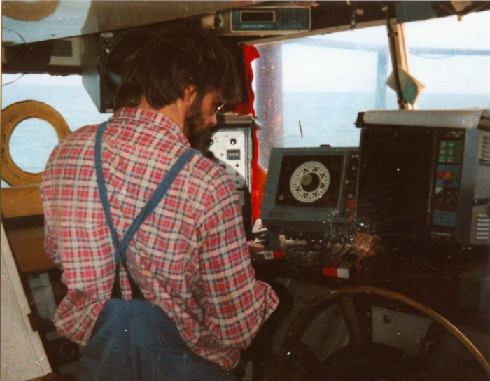Aan boord van de O.449