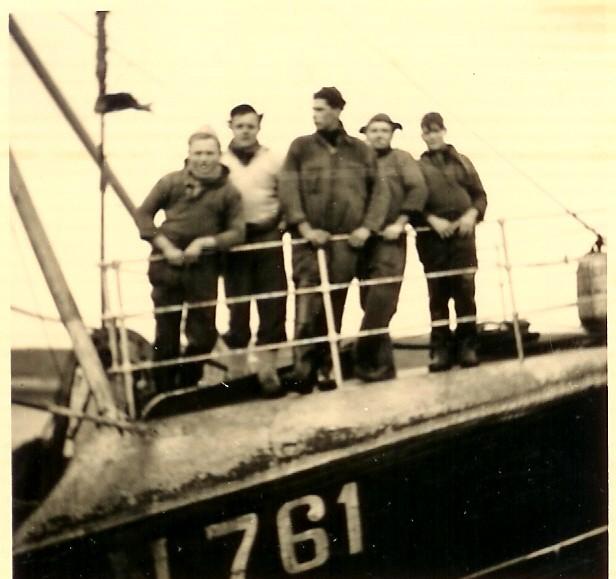Bemanning N.761