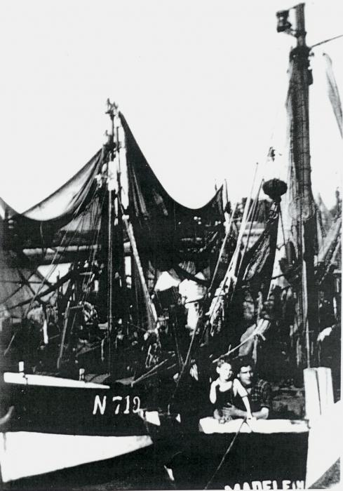Aan boord van de N.723