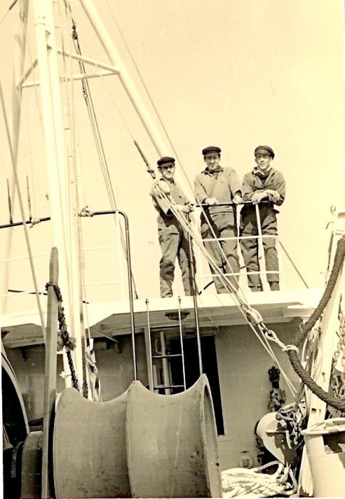 Aan boord van de N.752
