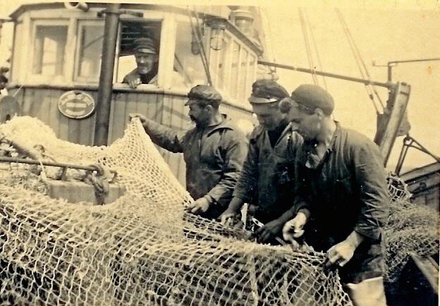 Netten boeten aan boord