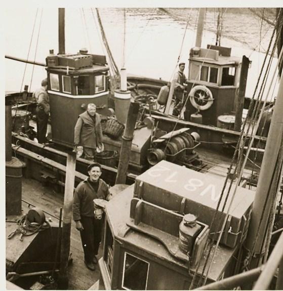 3 schepen met bemanning