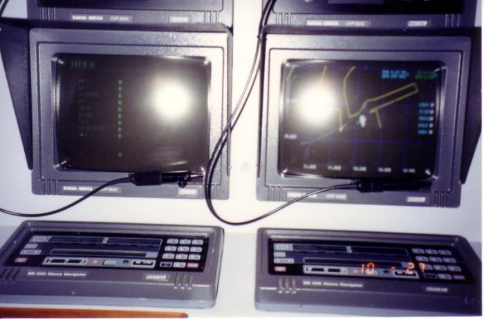 Navigatieapparatuur Z.186 Shannon (Bouwjaar 1991)
