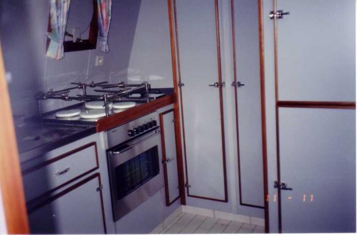 Kombuis Z.186 Shannon (Bouwjaar 1991)