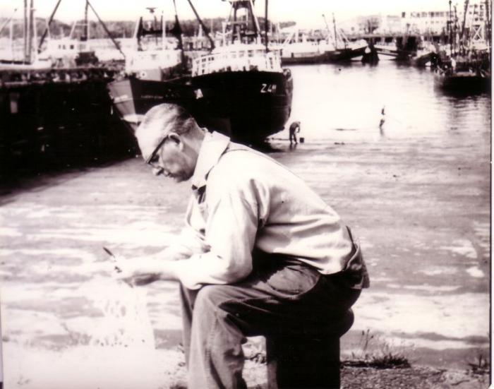 nettenmaker Albert Pauwaert