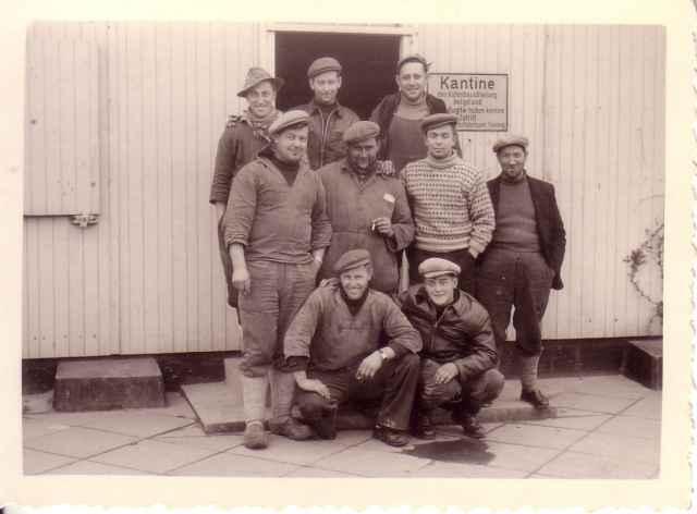 Bemanning op Helgoland