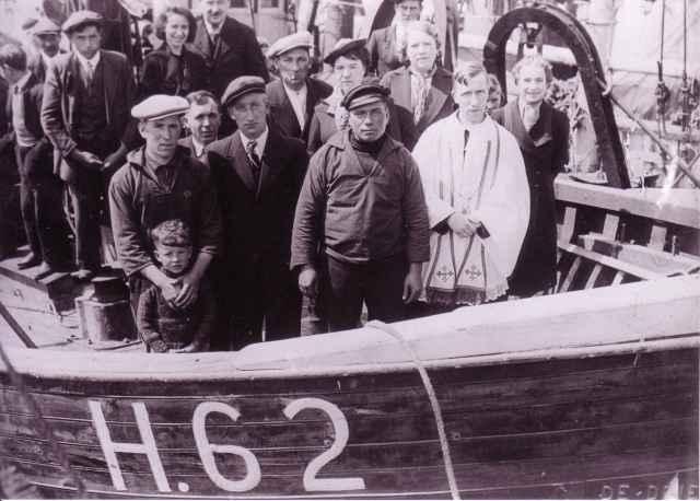 Inhuldiging H.62 De Drie Gezusters (bouwjaar 1939)