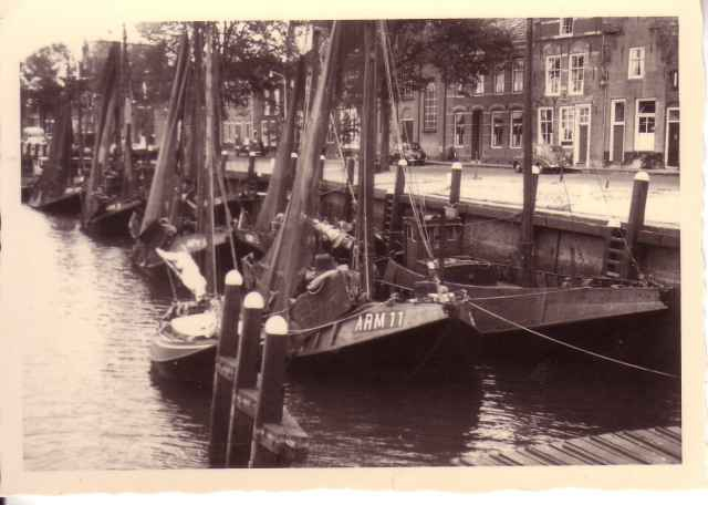 ARM.11 in haven Arnemuiden