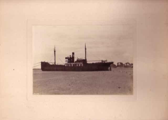Koopvaardijschip 'Midsland'