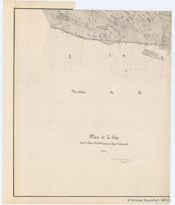 Oostduinkerke en Nieuwpoort - 1874