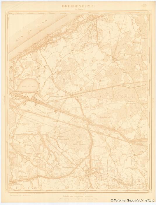 Breedene (12/3) - 1911