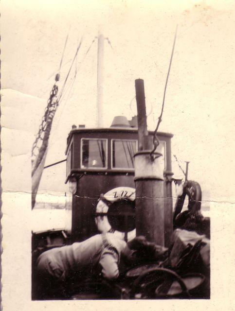 Brug van de Z.727 Marie (bouwjaar 1936)