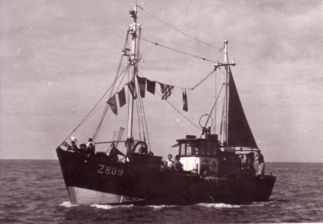 Z.809 Zanzibar (Bouwjaar 1943)