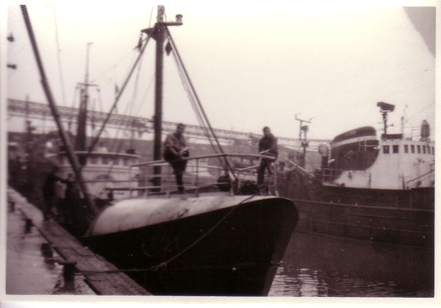 Z.421 Concorida in Grimsby