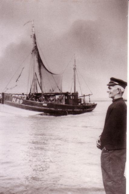Reder Theodoor Neyts van de H.29 Nathalie-Jozef (Bouwjaar 1926)