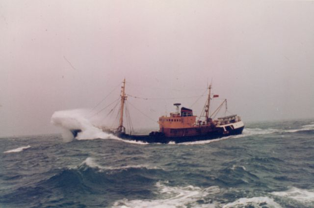 Engelse trawler