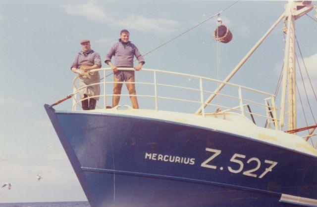 Z.527 Mercurius (Bouwjaar 1963)