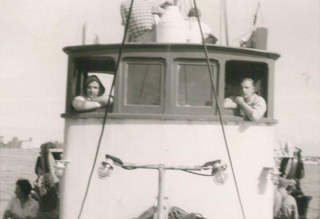brug van de Z.432 Feniks (Bouwjaar 1932)