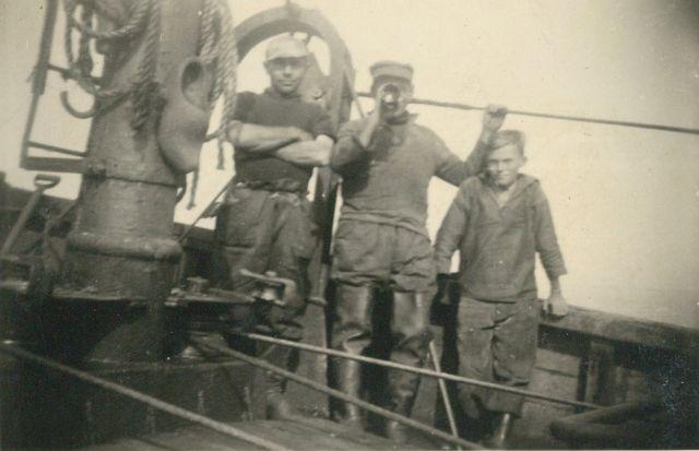 Bemanning Z.520 De Drie Gebroeders (Bouwjaar 1926)